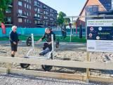 Osse gym legt eigen strand aan om buiten te sporten: 'Want stilzitten is geen optie'