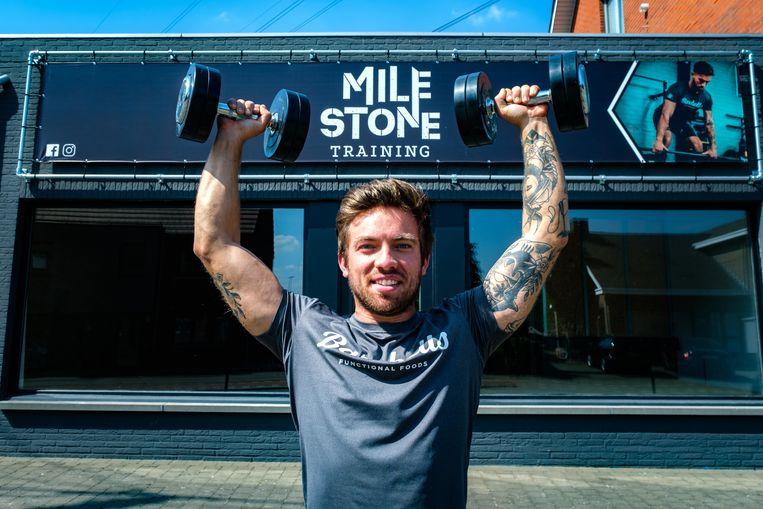 Niels Willems start binnenkort met Milestone Training.