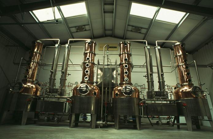 La distillerie de Biercée