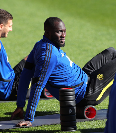 Lukaku absent d'un match amical avec Man U: le nouveau signe d'un départ vers l'Inter?