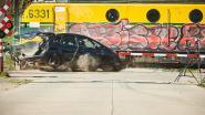 Man rijdt ondanks rode licht over overweg: boete en rijverbod