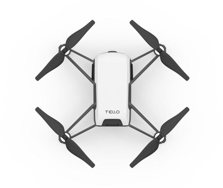 Voor al uw luchtfotografie: een goedkope drone die met uw smartphone kan worden bediend.