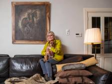 Eldien overleed aan een aneurysma: 'Haar grootste schilderij is nog binnen de familie'