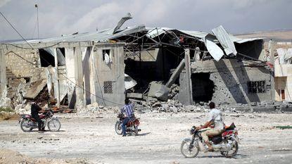 Toon ruzie VS en Rusland over strijd in Syrië verhardt