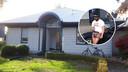Abas werd in deze woning in Gronau opgepakt. Zijn broer Idris (foto) werd in Zwolle aangehouden.