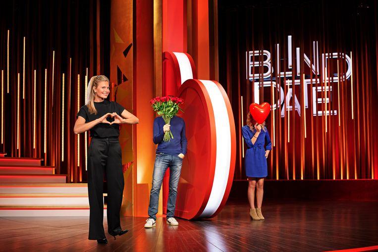 Nathalie Meskens wordt de nieuwe Ingeborg in een nieuwe versie van 'Blind Date'.