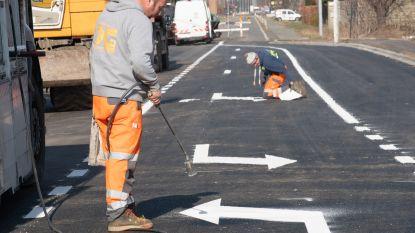 Deinsesteenweg vrijdag eindelijk open voor het verkeer: gemeente vraagt vergoeding voor schade door sluipverkeer
