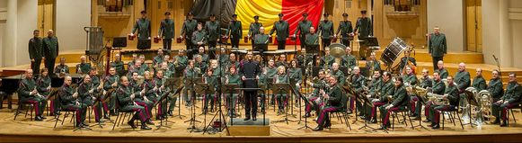 De Koninklijke Muziekkapel van de Gidsen komt naar de Sint-Martinusbasiliek