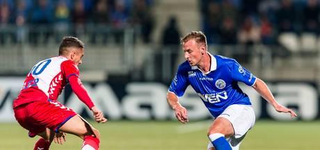 FC Den Bosch houdt nu wel stand