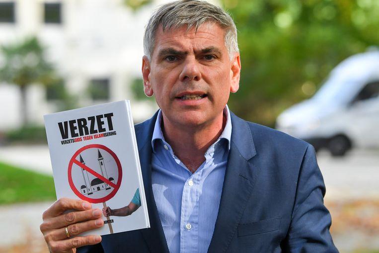 Vlaams Belang-lijsttrekker Filip Dewinter.