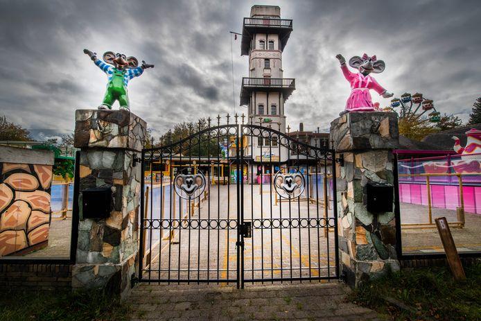 De poorten van pretpark Julianatoren zijn sinds zondag gesloten, een week eerder dan aangekondigd.