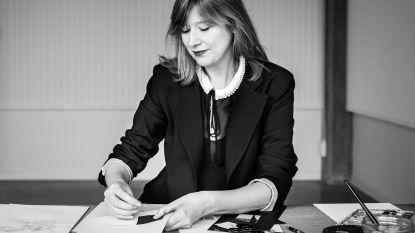 """Topontwerpster Veronique Branquinho in NINA: """"Ik geniet nu van het leven"""""""
