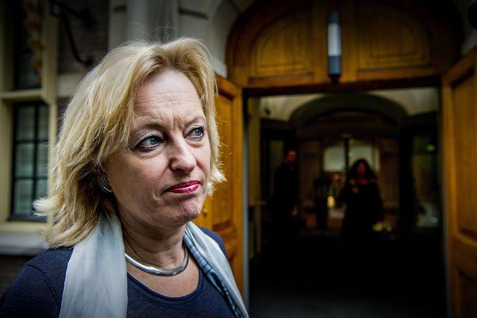 Minister Jet Bussemaker (Onderwijs, Cultuur en Wetenschap).