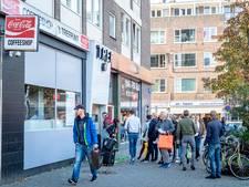 Coffeeshop 't Trefpunt mag deze week weer open