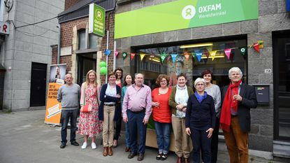 Oxfam Wereldwinkel krijgt jaar gratis onderdak op Leuvensesteenweg