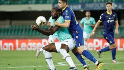 Weer puntenverlies: Inter geeft overwinning weg op het veld van Hellas Verona