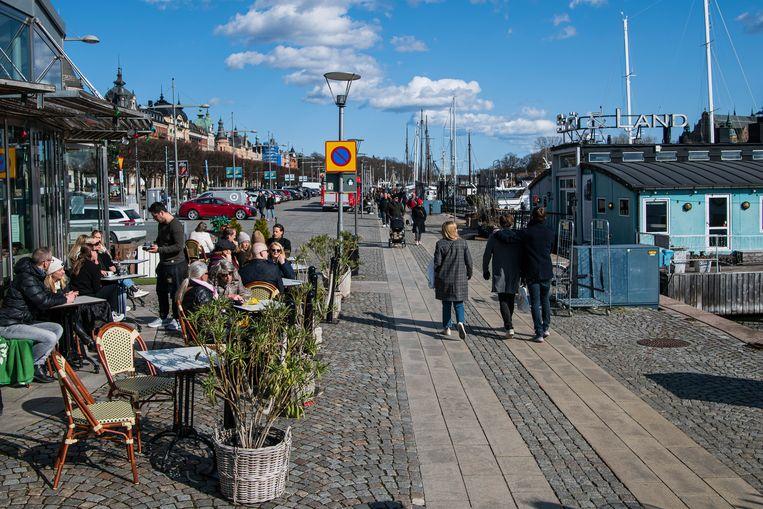Stockholm. Beeld AFP