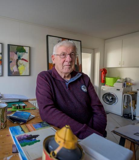 Kunstenaar Henk Thüss keert terug naar zijn Hengelose geboortegrond