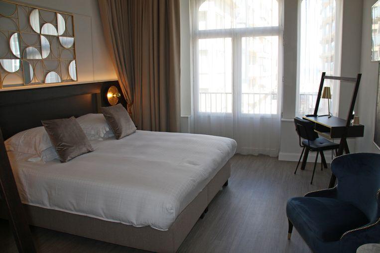 C-Hotels Continental in De Panne is open sinds juni. Het hotel bestaat uit 45 kamers.