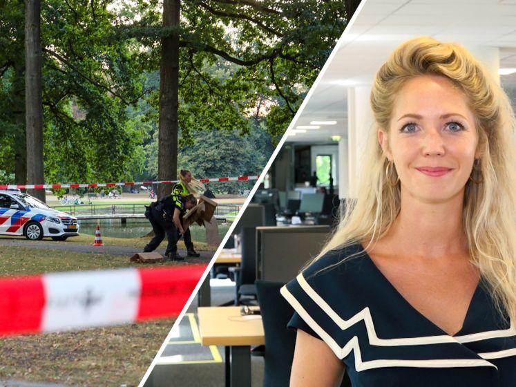 de Stentor Nieuws Update: steekpartij voor druk terras & politie sluit supermarkt