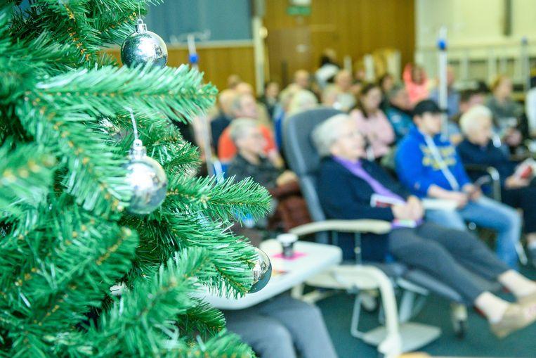 Kerst in het ziekenhuis