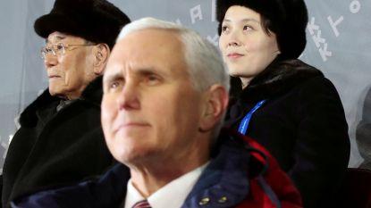 Noord-Koreanen zeggen ontmoeting met Amerikaanse vicepresident Pence op laatste moment af