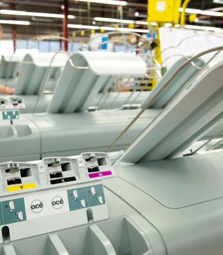 Printerfabrikant Océ gaat flink snijden in kosten