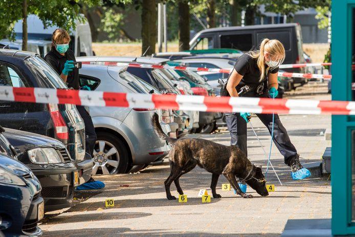 Vrouw verkracht De Esch Rotterdam