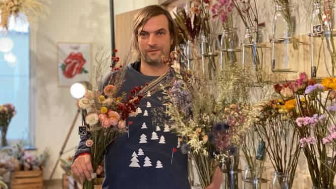 """Beeldtechnieker van rocksterren opent bloemenwinkel met de hulp van Harry Styles: """"Ja, ik zie hem hier nog eens binnenwandelen"""""""