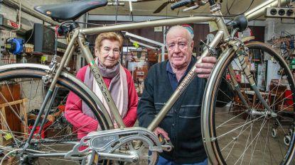 Fietsenmaker Roger na 70 jaar met pensioen