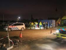 Visser die werd gevonden in het water van jachthaven Werkendam is overleden