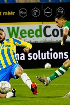 PEC Zwolle laat de overwinning in Waalwijk vlak voor tijd nog glippen