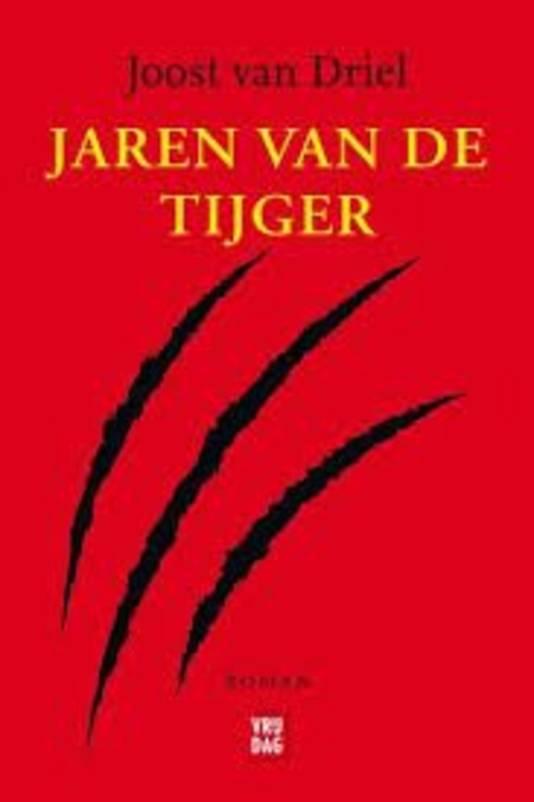 Cover Jaren van de tijger