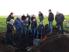 Proef met drainage tegen bodemdaling in Kockengen