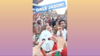 Met een masker middenin het publiek: zo beleefde Dimitri Vegas Tomorrowland