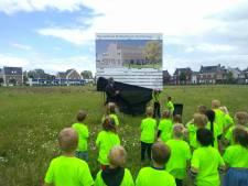 Feestelijke aftrap: Kindcentrum Plantage gaat over een jaar open