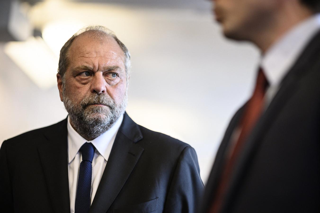 Eric Dupond-Moretti, Garde des Sceaux, ministre français de la Justice.