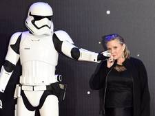 Star Wars 8 opgedragen aan Carrie Fisher