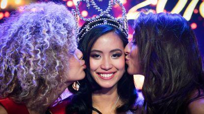 Miss België Angeline Flor Pua (22) overleefde aanslag in Zaventem en combineerde zeven baantjes om piloot te worden: brein én schoonheid