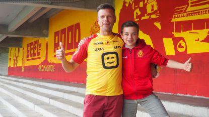 """KV-supporters laten bekervreugde niet vergallen door dreigende degradatie: """"We gaan nóg harder genieten"""""""