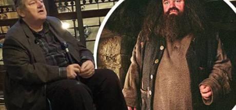 Une star d'Harry Potter apparaît en chaise roulante