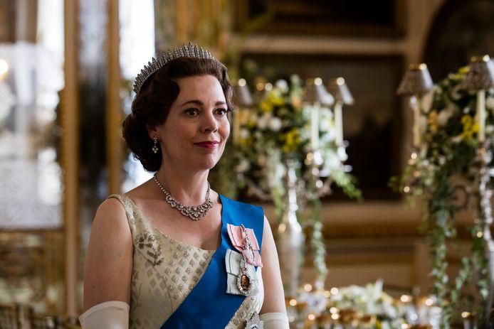 Olivia Colman als Queen Elizabeth II.