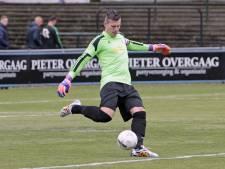 Doelman Van Belzen keert terug bij Arnemuiden