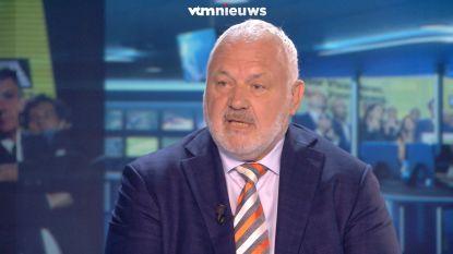 """Dedecker: """"We moeten Vlaams Belang een kans geven om mee te besturen"""""""