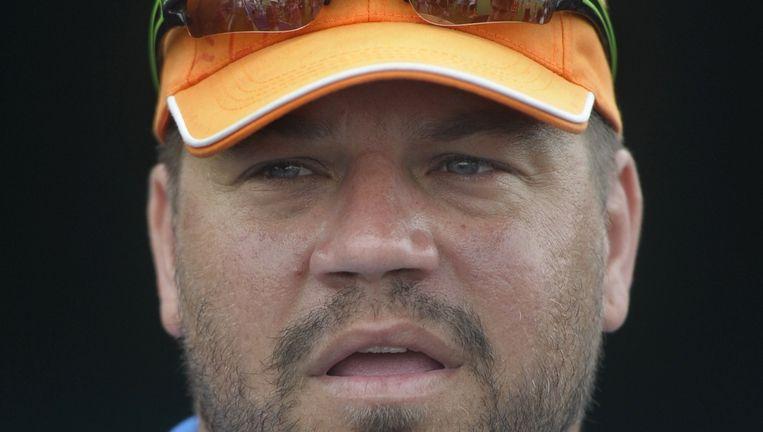 Max Caldas: `Het gaat ten koste van de spelers en dat vind ik kwalijk.' Beeld AFP