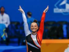 Van de trampoline naar de ic als verpleegkundige: Romee Pol uit Putten stopt met topsport