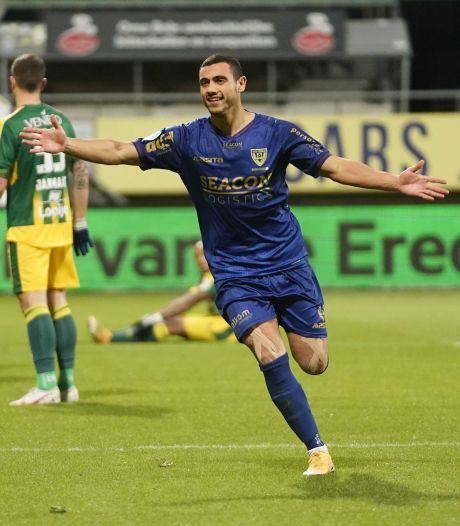 VVV lacht om uitspraken Janmaat: zou ADO-verdediger nu toch wakker liggen van Giakoumakis?
