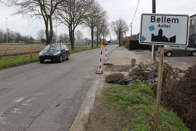 De Bellemdorpweg.