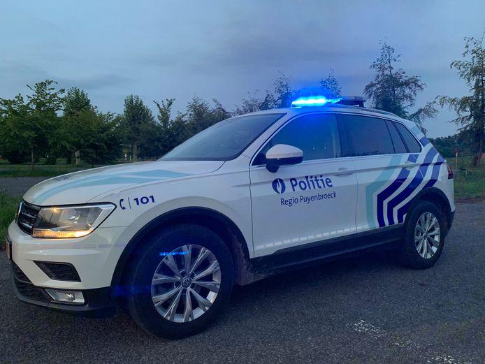De politie van regio Puyenbroeck deed afgelopen week verschillende snelheidscontroles