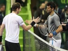 Service, coup droit, volée... Novak Djokovic et Andy Murray dessinent le joueur parfait